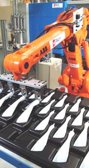 robotics division