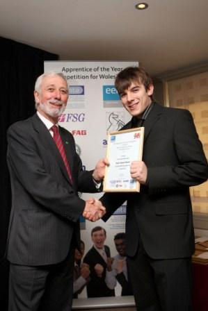 d j davies with sir alan jones 2007