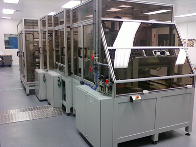 Automated Plastic Welding and Assembly Machine