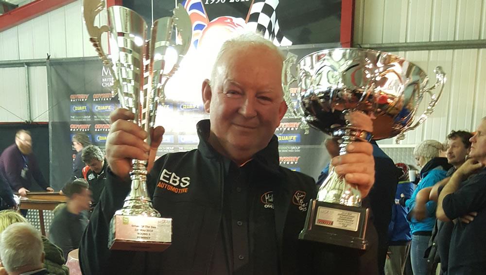 EBS Rallycross team comes 2nd